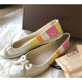ロエベ(LOEWE)の◆お値下げしました◆ ロエベ 靴(スリッポン/モカシン)