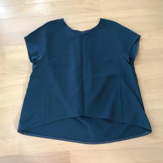 トゥモローランド(TOMORROWLAND)のデプレ  シャツ(シャツ/ブラウス(半袖/袖なし))