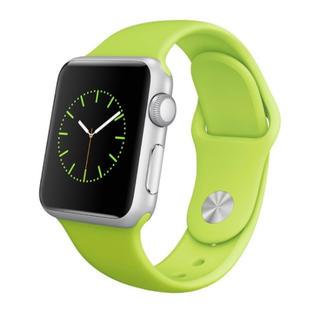 アップルウォッチ(Apple Watch)の【新品未使用/定価52,704円】Apple Watch Sport 42mm(腕時計(デジタル))