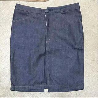 ユナイテッドアローズ(UNITED ARROWS)のデニムスカート(ひざ丈スカート)