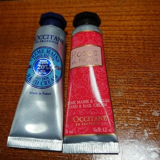 ロクシタン(L'OCCITANE)のL'OCCITANE ハンドクリーム 10ml(ハンドクリーム)