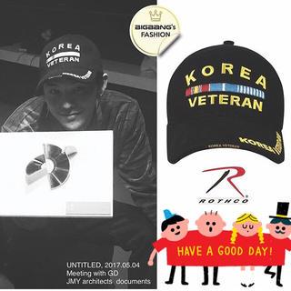 ロスコ(ROTHCO)のROTHCO KOREA CAP(キャップ)