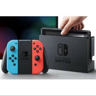 ニンテンドースイッチ(Nintendo Switch)のニンテンドースイッチ本体 新品 未使用(家庭用ゲーム機本体)