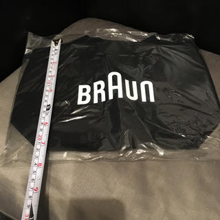 ブラウン(BRAUN)の《新品》BRAUN エコバッグ トートバッグ(エコバッグ)