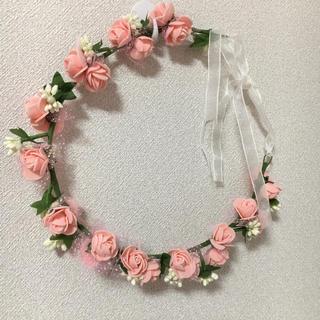 スワンキス(Swankiss)のswankiss 花冠  花かんむり(カチューシャ)