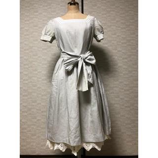 ジェーンマープル(JaneMarple)のジェーンマープル  セーラー襟OP(ロングワンピース/マキシワンピース)