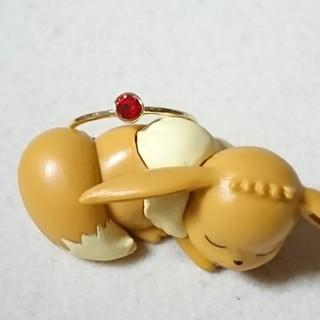 キラキラ可愛い一粒リング受付中(リング(指輪))