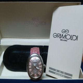 グリモルディ(GRIMOLDI)のグリモルディ腕時計(腕時計)
