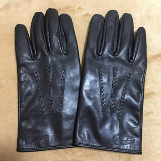 ボルサリーノ(Borsalino)のBorsalinoメンズ革手袋(手袋)