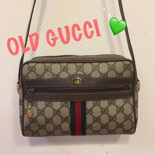 グッチ(Gucci)のGUCCI ショルダーバッグ 値下げ不可 午前中限定セール(ショルダーバッグ)