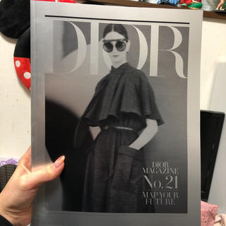 ディオール(Dior)のDior magazine(ファッション)