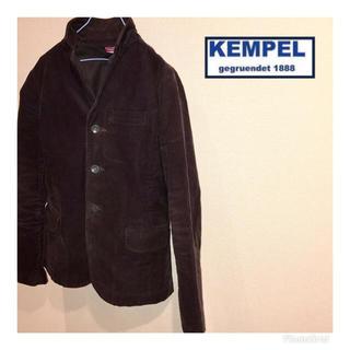 ケンペル(KEMPEL)のアローズ KEMPEL ドイツ製 ケンペル デニム カバーオール ジャケット(カバーオール)
