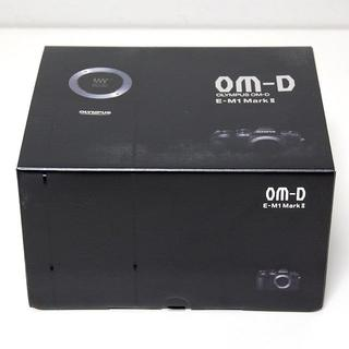 オリンパス(OLYMPUS)のOM-D E-M1 Mark II ボディー 未使用品(ミラーレス一眼)