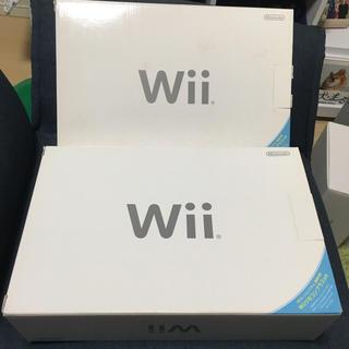 新品 wii リモコンプラス 2台(家庭用ゲーム本体)