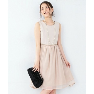 デミルクスビームス(Demi-Luxe BEAMS)の美品♡ Demi-Luxe BEAMS  ドレス(ミディアムドレス)