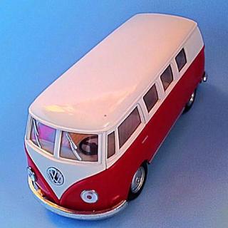 フォルクスワーゲン(Volkswagen)の【1箇所以外は美品】Volkswagen Classical Bus*ミニカー(ミニカー)