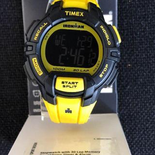 タイメックス(TIMEX)の【新品未使用】TIMEX IRONMAN(アイアンマン)30ラップ ラギッド(腕時計(デジタル))