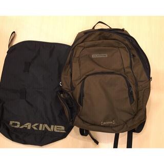 ダカイン(Dakine)のDAKINE パックパック 中古品 送料無料(バッグパック/リュック)