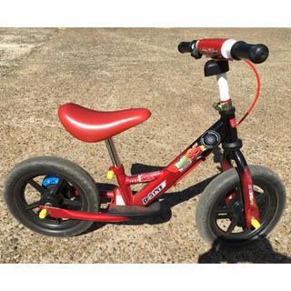ディズニー(Disney)のmi.mama様専用 カーズ ストライダー(自転車)