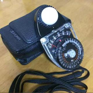 セコニック スタジオデラックスIII L-398A(露出計)