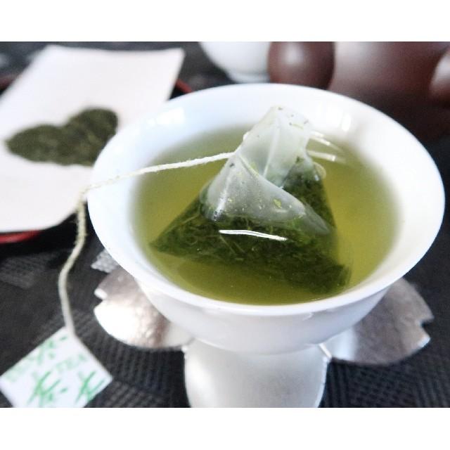 希少品種『あさつゆ』ティーバッグ 食品/飲料/酒の飲料(茶)の商品写真