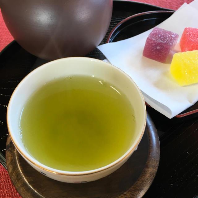 石山製茶五代目の味『稀天』 食品/飲料/酒の飲料(茶)の商品写真