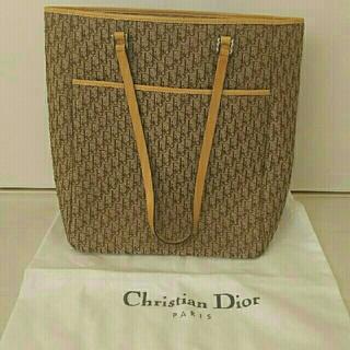 クリスチャンディオール(Christian Dior)のChristian Dior トートバッグ (トートバッグ)