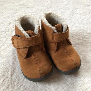 ムジルシリョウヒン(MUJI (無印良品))の無印良品 ムートン シューズ(ブーツ)