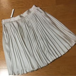 チョイス(CHOICE)のi CHOICE プリーツスカート(ひざ丈スカート)