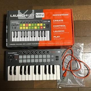 値下げしました MIDIコントローラー LaunchKey Mini (MIDIコントローラー)