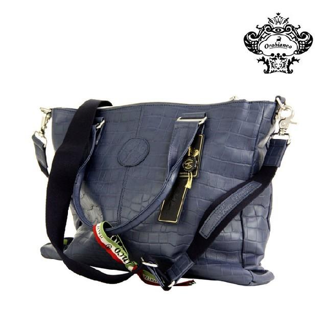 fea9d4b25a9a Orobianco(オロビアンコ)のオロビアンコ OROBIANCO トートバッグ バッグ ビジネス 2way メンズのバッグ(