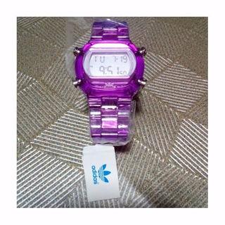 アディダス(adidas)のadidas デジタル時計(腕時計)