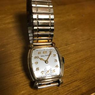ウォルサム(Waltham)のWALTHAMアンティーク腕時計(腕時計(アナログ))
