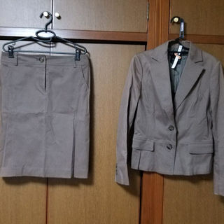 ボイスメール スーツブラウン(スーツ)