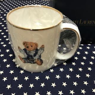ポロラルフローレン(POLO RALPH LAUREN)の✨新品✨POLO  ベアマグカップ(グラス/カップ)