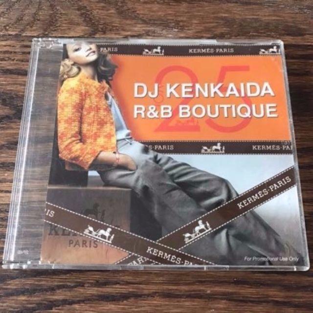 DJ KENKAIDA / R&B Boutique vol.25 / 送料無料 エンタメ/ホビーのCD(R&B/ソウル)の商品写真