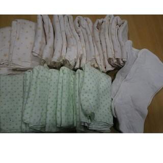 布おむつ ドビー織り 19枚+成形おむつ2枚(布おむつ)