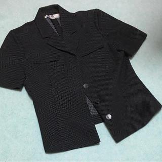 ジバンシィ(GIVENCHY)のGIVENCY♪半袖ジャケット(テーラードジャケット)
