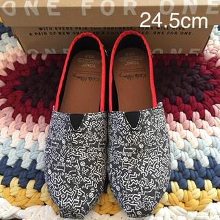 トムズ(TOMS)の【新品】TOMS Women's shoes/US7.5-JP24.5cm(スニーカー)