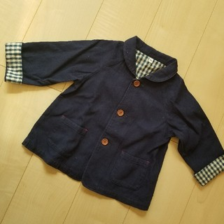 ムジルシリョウヒン(MUJI (無印良品))の無印良品 キッズ(ジャケット/上着)