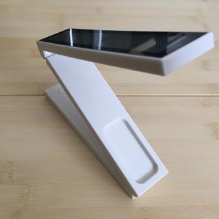 ムジルシリョウヒン(MUJI (無印良品))の無印良品 ソーラー LED モバイルライト oc229w(その他)