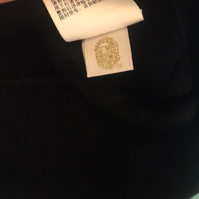 A BATHING APE(アベイシングエイプ)のシャークパーカー(半袖) メンズのトップス(パーカー)の商品写真