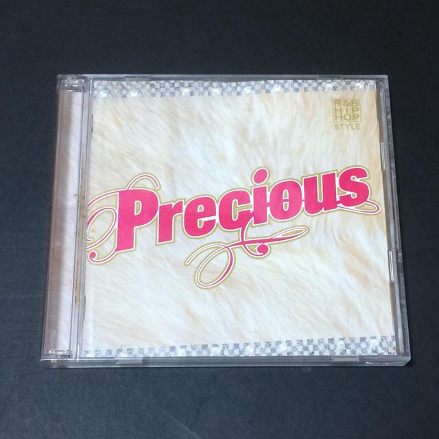 【CD】プレシャス~R&B/ヒップホップ スタイル エンタメ/ホビーのCD(R&B/ソウル)の商品写真
