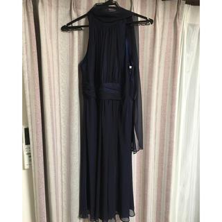 アクアガール(aquagirl)の結婚式に!!ホルターネックドレス  7号(その他ドレス)