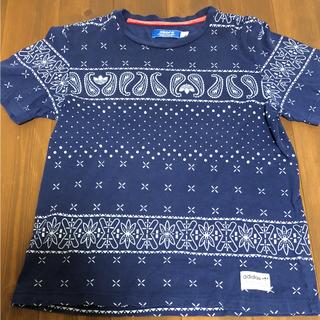 アディダス(adidas)のアディダス adidas originals Tシャツ ペイズリー 美品 M(Tシャツ/カットソー(半袖/袖なし))