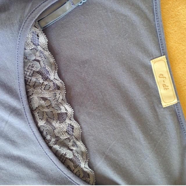 ef-de(エフデ)のお取り置き、ef-deのセットアップ レディースのトップス(Tシャツ(半袖/袖なし))の商品写真