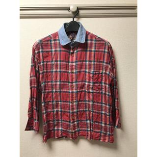 ジュヴェナイルホールロールコール(juvenile hall rollcall)のjuvenile hall roll call チェックシャツ(シャツ)