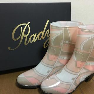 レディー(Rady)のRady レインブーツ ☆新品未使用(レインブーツ/長靴)