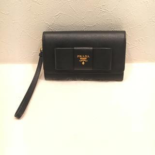 プラダ(PRADA)のPRADA  財布(ストラップ付き)(財布)