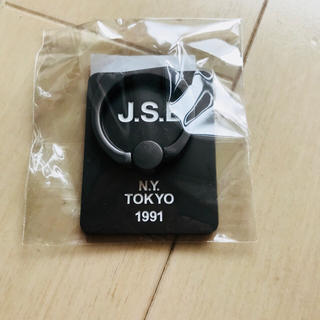 サンダイメジェイソウルブラザーズ(三代目 J Soul Brothers)のJSB スマホリング(スマホストラップ/チャーム)